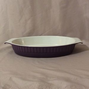 The Original Mason Cash Purple Casserole Dish